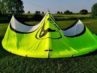 Airush 16m power kite
