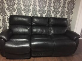 FREE 3 seater electric recliner