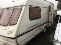 Abbey adventura 314 2 berth. Viewings 14/15th november