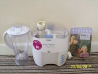ROSEMARY CONLEY JUICER AND BLENDER