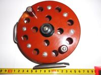 nice reel, hand made in uk, 5 inch