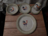 Dinner set Scotts of stow Dinning Set Reduced price Was £50