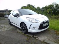 Citroen DS3 DSTYLE model ,E-HDI,25K Miles,O Road Tax,excellent condiction