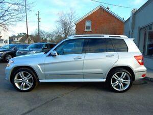 2010 Mercedes-Benz GLK-Class GLK350 4MATIC | PANORAMIC | ONE OWN Kitchener / Waterloo Kitchener Area image 4