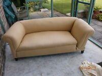Victorian Chase Lounge Sofa.