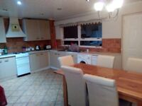 FULLY FURNISHED 3 bedroom house £550 pcm(inc. rates) AVAILABLE FOR IMMEDIATE MOVE IN