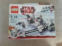 Lego star wars snowtrooper battlepack 8064