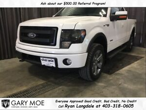 2013 Ford F-150 FX4 **LEATHER/VENT SEATS/NAV**