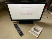 "Hitachi 22"" HDMI TV"