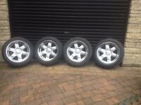 4x4 20 inch Lenso Alloy Wheels & Tyres 265/50 R20 fit Mitsubishi L200 etc