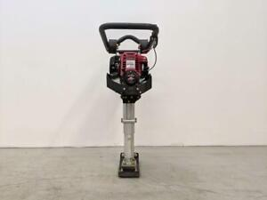 HOC RM32 SUPER LIGHT WEIGHT NARROW HONDA JUMPING JACK TAMPING RAMMER + 2 YEAR WARRANTY + FREE SHIPPING