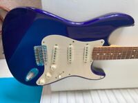 Fender Stratocaster MIM 2000