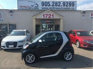 2013 smart fortwo Passion, See Thru Roof, NAVI, WE APPROVE ALL C