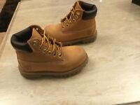 Timberland 6 Inch Classic Boots Infant Wheat Nubuck