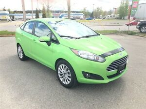 2014 Ford Fiesta SE Low KM. Wireless phone connectivity. A/C.