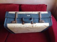 Vintage Suitcase 50's
