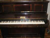 Hoffmann Upright Piano For Sale. Delivery Arranged!
