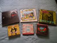 "JOB LOT OF 83 VINYL RECORDS 7"" / 12"" / LPs - ROCK PUNK NEW WAVE METAL MOD EIGHTIES etc - ALL LISTED"