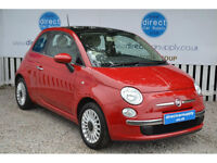 FIAT 500 Can't get car fiannce? Bad credit, unemployed? We can help!