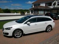 Mar 2015 Peugeot 508 ACTIVE SW E-HDI S-A *LOW MILES*£20 ROAD TAX!!! LOVELY ESTATE!!