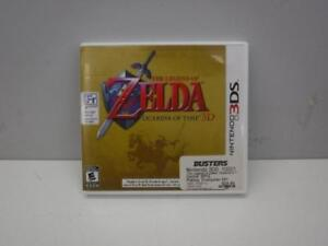 The Legend of Zelda Ocarina of Time 3DS - We Buy and Sell Nintendo DS Games at Cash Pawn - 10021 - SR913405