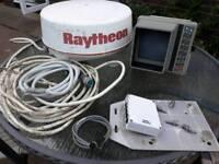 Marine Radar system Raytheon