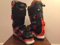 Salomon quest 30 max size 8 ski boots