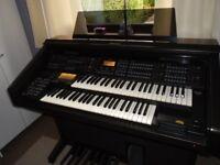 Technics SX GX7 Electronic Organ