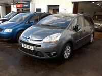FREE DELIVERY AVAILABLE-2010 CITROEN C4 GRD PICS EXVE 2L DIESEL 7 SEATS AUTO-FREE DELIVERY AVAILABLE