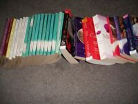 25 Books for sale all been read