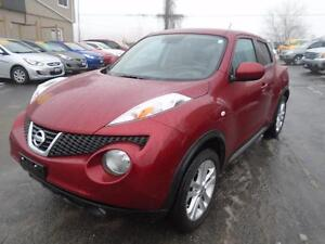 "2012 Nissan Juke ""LOADED AWD"" BE APPROVED TODAY!! LOW RATES!"