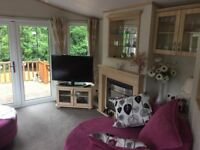 Stunning Static Caravan on Lowther Holiday Park, Penrith