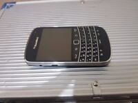 Blackberry 9900 Bold Touch Black Unlocked to any Network in Good Condition