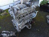 Engine head D5 Volvo XC70 (4x4 van