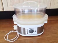Electric Food Steamer - Morphy Richards