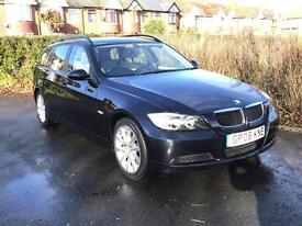BMW 3 Series 320D Edition Sport Start Stop (black) 2008