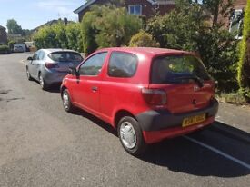 Toyota Yaris - Good and Reliable with MOT