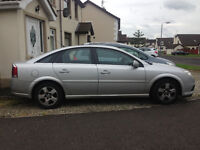 vauxhall vectra 1.9 CDTI (with turbo unit replaced may 2016)