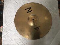 Zildjan Dyno-Beat heavy bottom Hi Hat cymbal.