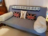 IKEA double sofa bed £120 ONO