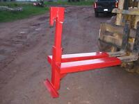 Two Forklift attachments
