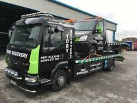 Class 2 - Recovery Truck Driver - Basic Wage & 15% profit share - Must Bring Its Own Customer Base