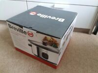 Breville Stainless Steel Slow Cooker - Brand New