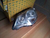 headlights Left hand drive VW Polo left&right
