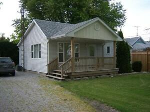 COTTAGE FOR RENT ON LAKE ST CLAIR