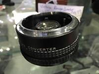 Super - Paragon PMC X2 converter lens