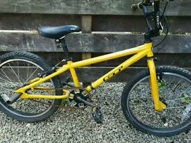 Bmx bike (GT Interceptor)
