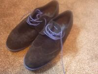 NEXT Blue/Navy formal shoes - size 6