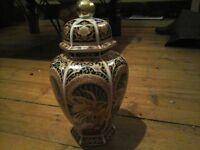 Antique jaspanese imari vase