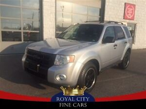 2011 Ford Escape XLT Sport Sunroof  No accidents